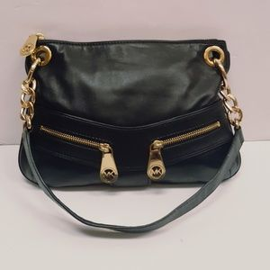 MICHAEL KORS SOFTY LEATHER BAG